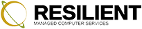 Business It Support Denver Resilient Managed Computer Services Logo